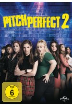 Pitch Perfect 2 DVD-Cover