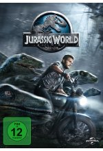 Jurassic World DVD-Cover