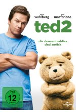 Ted 2 DVD-Cover