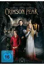 Crimson Peak DVD-Cover