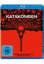 Katakomben Blu-ray-Cover