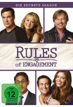 Rules of Engagement - Season 6  [2 DVDs] DVD-Cover