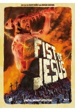 Fist of Jesus (Kurzfilm)  [LE] (+ DVD) Blu-ray-Cover