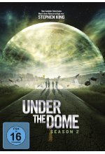 Under the Dome - Season 2  [4 DVDs] DVD-Cover