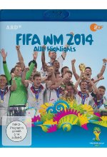 FIFA WM 2014 - Alle Highlights Blu-ray-Cover