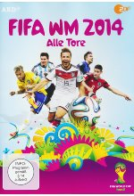 FIFA WM 2014 - Alle Tore DVD-Cover