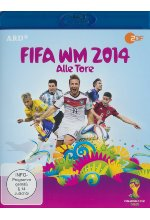FIFA WM 2014 - Alle Tore Blu-ray-Cover