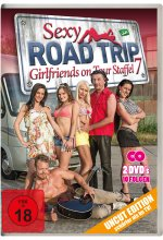 Sexy Road Trip - Girlfriends on Tour - Staffel 7 - Uncut Edition  [2 DVDs] DVD-Cover
