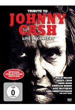 Johnny Cash - A Tribute To.../Live In Concert DVD-Cover