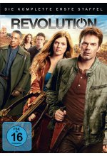 Revolution - Die komplette 1. Staffel  [5 DVDs] DVD-Cover