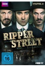 Ripper Street - Staffel 2  [3 DVDs] DVD-Cover