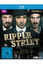 Ripper Street - Staffel 2  [2 BRs] Blu-ray-Cover
