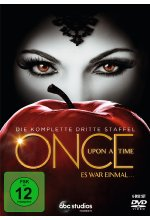 Once upon a time - Es war einmal - Staffel 3  [6 DVDs] DVD-Cover