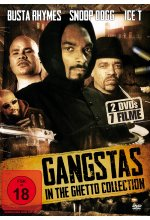 Gangstas in the Ghetto - Collection  [2 DVDs] DVD-Cover