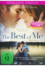 The Best of Me - Mein Weg zu dir - True Love Edition DVD-Cover