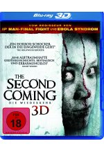 The Second Coming Blu-ray 3D-Cover