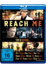 Reach Me - Stop at Nothing Blu-ray-Cover