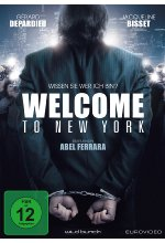 Welcome to New York DVD-Cover