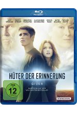 Hüter der Erinnerung - The Giver Blu-ray-Cover