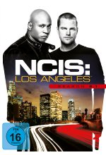 NCIS: Los Angeles - Season 5.1  [3 DVDs] DVD-Cover