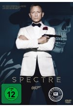 James Bond - Spectre DVD-Cover