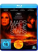 Maps to the Stars Blu-ray-Cover