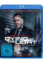 Dying of the Light - jede Minute zählt Blu-ray-Cover