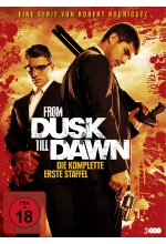 From Dusk Till Dawn - Staffel 1  [3 DVDs] DVD-Cover