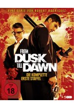 From Dusk Till Dawn - Staffel 1  [3 BRs] Blu-ray-Cover