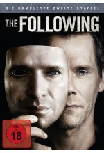The Following - Staffel 2  [4 DVDs] DVD-Cover