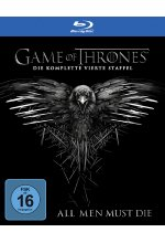 Game of Thrones - Staffel 4  [4 BRs] Blu-ray-Cover