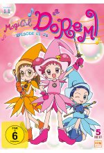 Magical Doremi - Staffel 1.1/Episode 01-26  [5 DVDs] DVD-Cover