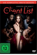 The Client List - Season 2  [4 DVDs] DVD-Cover