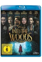 Into the Woods Blu-ray-Cover