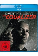 The Equalizer Blu-ray-Cover