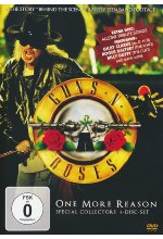 Gun N' Roses - One more Reason - Special Collectors  (+ CD) DVD-Cover