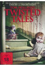 Tom Holland's Twisted Tales DVD-Cover