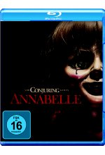 Annabelle Blu-ray-Cover