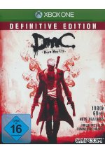DmC - Devil May Cry: Definitive Edition Cover