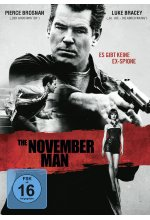 The November Man DVD-Cover