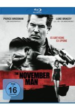 The November Man Blu-ray-Cover