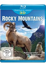 Rocky Mountains  (inkl. 2D-Version) Blu-ray 3D-Cover
