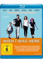 Wish I Was Here Blu-ray-Cover