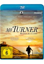 Mr. Turner - Meister des Lichts Blu-ray-Cover