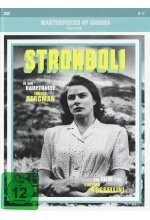 Stromboli - Masterpieces of Cinema Collection - Mediabook<br> DVD-Cover