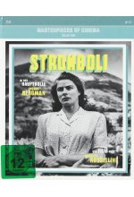 Stromboli - Masterpieces of Cinema Collection - Mediabook<br> Blu-ray-Cover