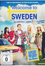 Welcome to Sweden - Die komplette 1. Staffel  [2 DVDs] DVD-Cover