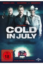 Cold in July DVD-Cover