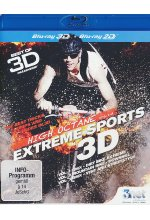 Best of 3D - High Octane Extreme Sports 3D  (inkl. 2D-Version) Blu-ray 3D-Cover