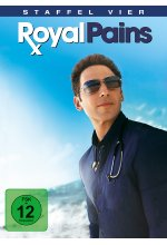 Royal Pains - Staffel 4  [4 DVDs] DVD-Cover